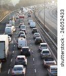 england january 2009 traffic...   Shutterstock . vector #26052433