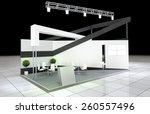 modern design abstract... | Shutterstock . vector #260557496