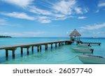 polynesia seascape 3 | Shutterstock . vector #26057740