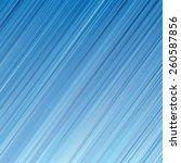 blue striped background | Shutterstock .eps vector #260587856