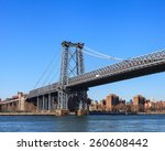 Williamsburg Bridge.  A View O...