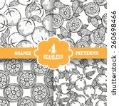 Elegant Seamless Patterns Set...