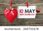 10 May Happy Mother's Day...