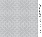 seamless pattern. geometric... | Shutterstock .eps vector #260752565