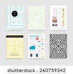 infographic vector illustration ... | Shutterstock .eps vector #260759342