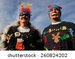 vancouver  canada   december 13 ... | Shutterstock . vector #260824202
