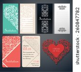 Set Of Invinanion Cards With...