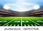 stadium | Shutterstock . vector #260937968