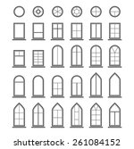 Vector Icons Set Of Different...