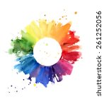 Handmade Color Wheel ...