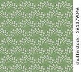 seamless pattern. abstract... | Shutterstock . vector #261379046