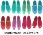 Ballet Flats Shoes  Women's...