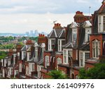 Panorama Of London From Muswel...