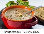 Creamy Wild Mushroom Soup Dine...