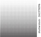 halftone dotted and circle art... | Shutterstock .eps vector #261578396