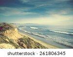 Encinitas California Ocean...