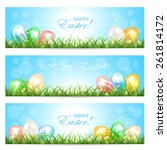 Three Easter Cards With...
