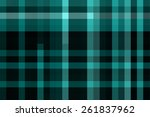 seamless blue background of... | Shutterstock . vector #261837962