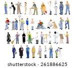 vector illustration of a... | Shutterstock .eps vector #261886625