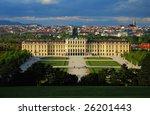 sch nnbrunn palace  vienna ... | Shutterstock . vector #26201443