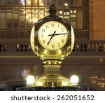 Grand Central Terminal Clock ...