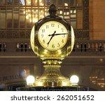 Grand Central Terminal Clock ...