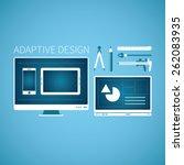 adaptive web graphic design...
