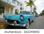 Miami   Dec 24  1957 Ford...