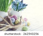 Easter Decoration With Small...