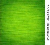elegant green abstract... | Shutterstock . vector #262651772