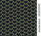 minimalistic scale pattern.... | Shutterstock .eps vector #262655042
