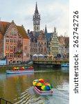 Ghent  Belgium   December 29 ...