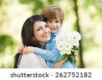 Cheerful Smiling Boy  Child ...