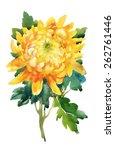 Beautiful Watercolor Yellow...