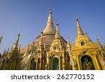 yangon  myanmar   feb 27 ... | Shutterstock . vector #262770152
