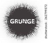 grunge urban background.texture ... | Shutterstock .eps vector #262799372