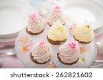 cupcake | Shutterstock . vector #262821602