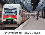 helsinki  finland   january 07... | Shutterstock . vector #262824686