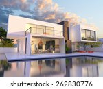 3d rendering of impressive... | Shutterstock . vector #262830776