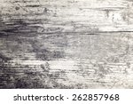 Stock photo grungy painted wood texture as background 262857968