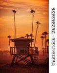 Ocean Beach Lifeguard Tower....
