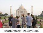 agra  india   september 23 ... | Shutterstock . vector #262893206