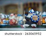 assortment of scandinavian... | Shutterstock . vector #263065952