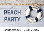 Beach Party   Welcome On Board