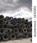 industrial landscape | Shutterstock . vector #2632002