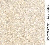 sand texture  | Shutterstock .eps vector #263203322