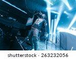 moscow   6 december 2014  ... | Shutterstock . vector #263232056