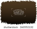 grunge texture   abstract stock ... | Shutterstock .eps vector #263552132