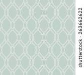 geometric pattern. seamless... | Shutterstock .eps vector #263662622