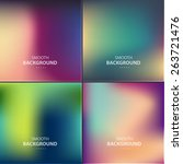 abstract colorful vector... | Shutterstock .eps vector #263721476